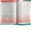 Thumbnail: Biblia Letra Gigante RVR 1960, Con Referencias Inmediatas, Piel Aqua
