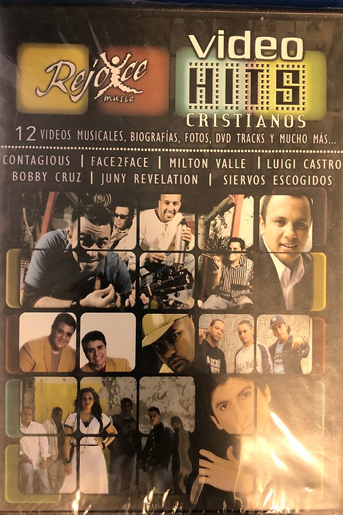 Video hits cristianos  DVD