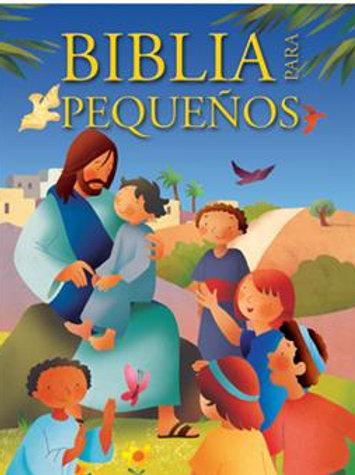 Biblia para pequeños