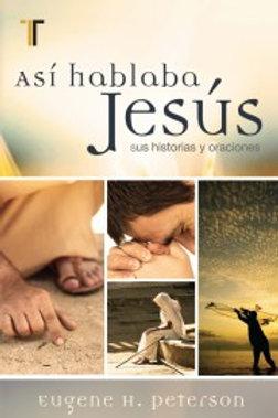 Así hablaba Jesús