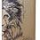 Thumbnail: Biblia Letra Grande Tamaño Manual RVR 1960, Imitación Piel Dorado
