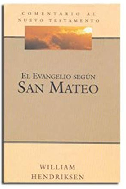 Evangelio según San Mateo,El (Tapa Dura)