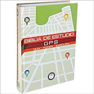 Biblia De Estudio GPS TLA, Tapa Dura