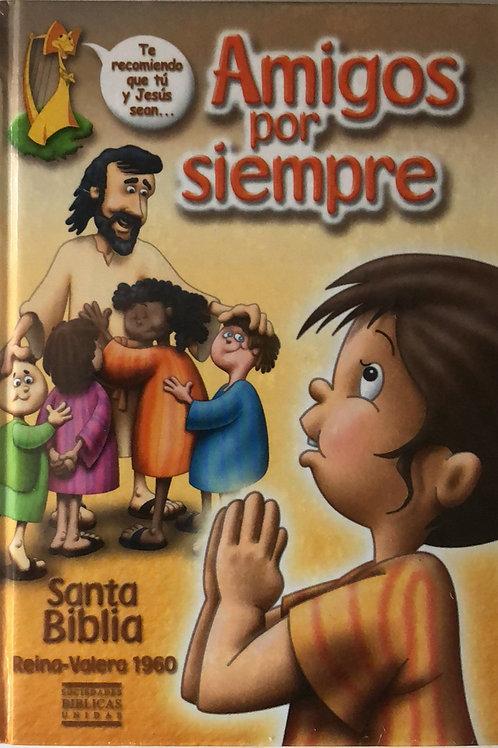 Biblia Amigos por siempre Reina Valera 1960