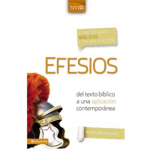 Comentario bíblico Efesios NVI