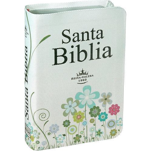 Biblia mini bolsillo Reina Valera 1960