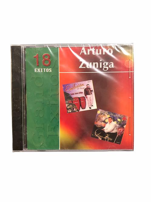 18 Exitos - Arturo Zuñiga