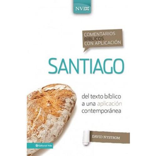 Comentario bíblico Santiago NVI