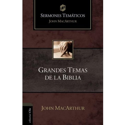 Grandes temas de la Biblia