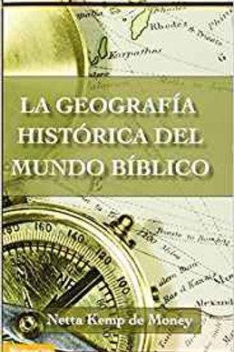 Geografía histórica del mundo bíblico,La