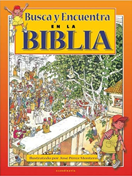 Busca y encuentra en la Biblia