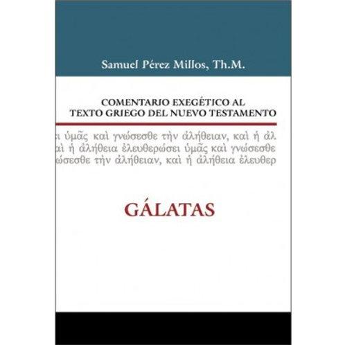 Comentario exegético al Griego del Nuevo Testamento Gálatas