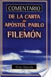 Comentario de la carta del Apóstol Pablo a Filemón