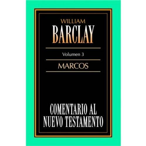 Comentario biblico Marcos Vol.3