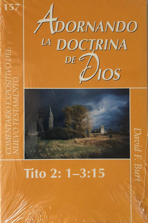 Adornando la doctrina de Dios