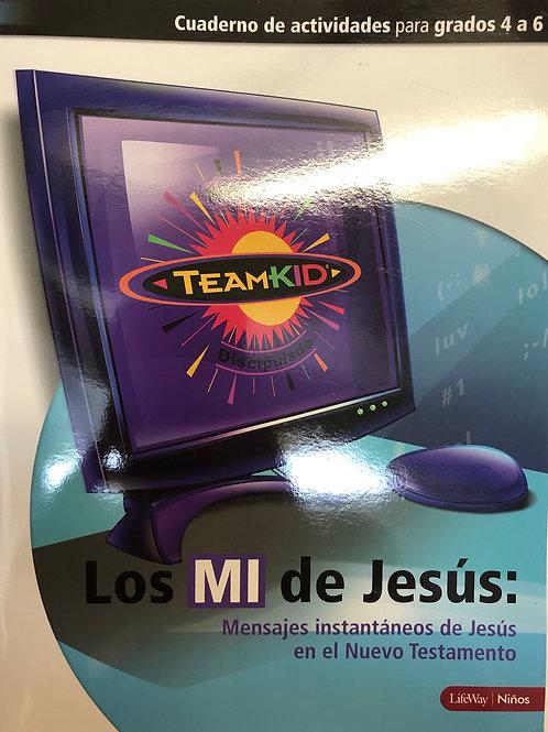 Los MI de Jesús 4-6