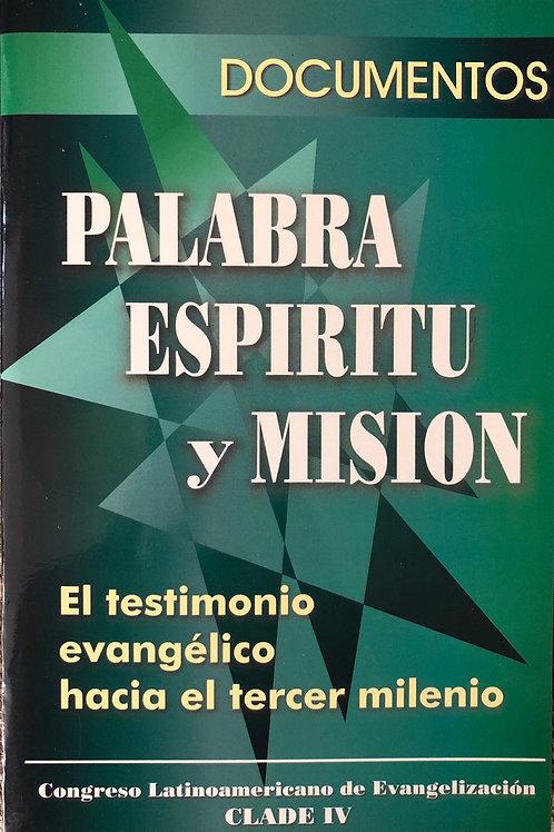 Palabra, Espiritu y Mision