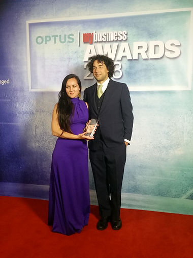 Optus awards.jpg
