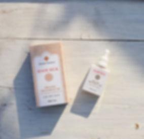 Hair silk organic leave in hair treament oil