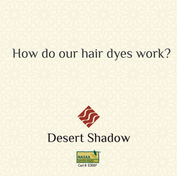 Desert Shadow - hair dyes