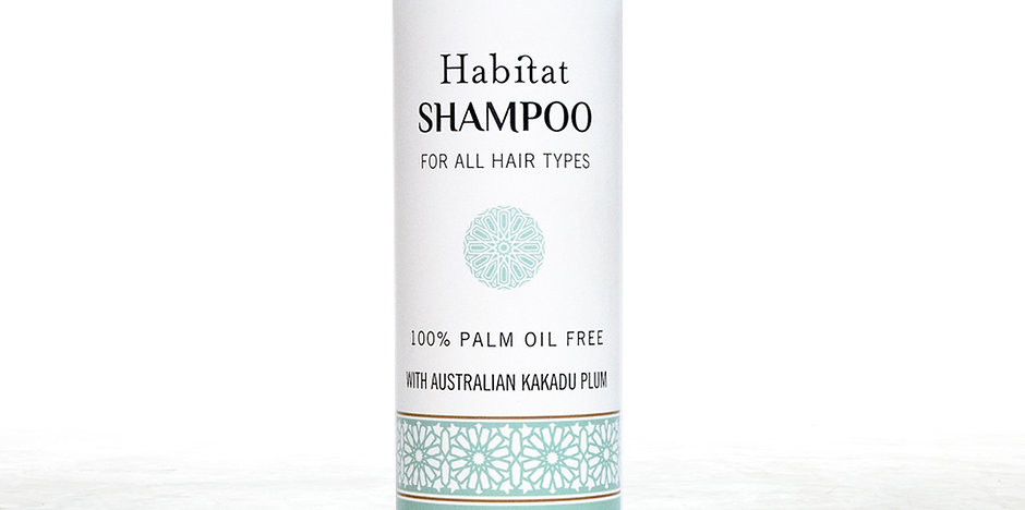 Habitat Palm oil free Shampoo 12.5 fl oz