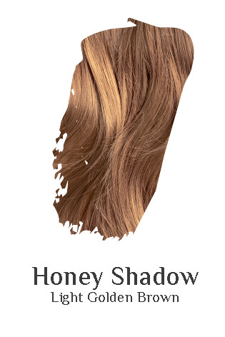 Honey Shadow Will Give A Sweet U0026 Golden Light Brown Color On Grey, Light  And Dark Blonde Hair. It May Also Add A Golden Glow To Light Brown Hair.
