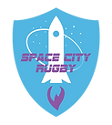 Space City Rugby Logo