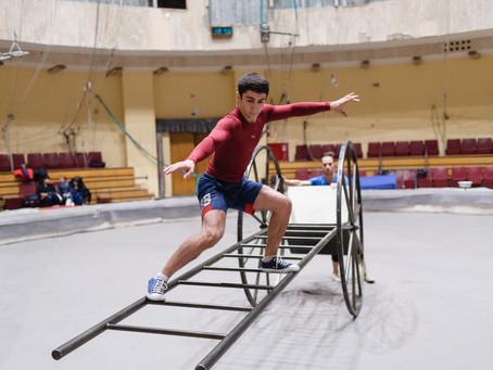 Антикварный цирк. Репортаж