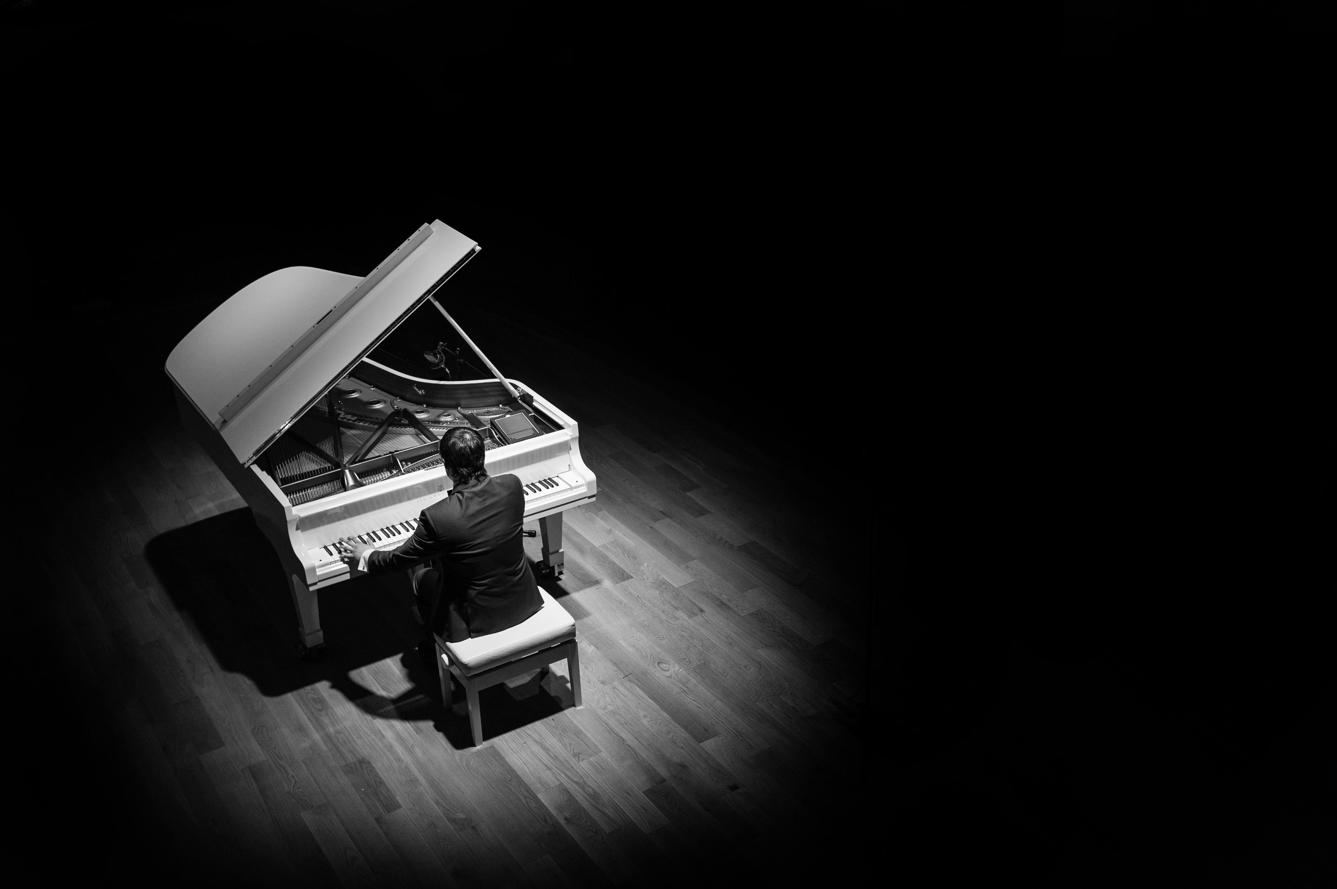 Джазовый концерт фотосъемка