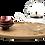 Thumbnail: 越前漆器 十二支丸盆・屠蘇器セット
