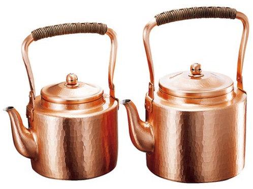 鎚器銅器 湯沸し