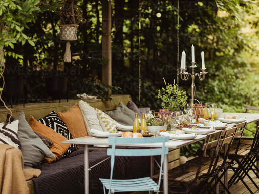 How to Host a Spring Garden Party