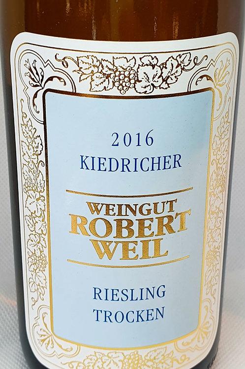 KIEDRICHER 2016 - WEINGUT ROBERT WEIL - RIESLING