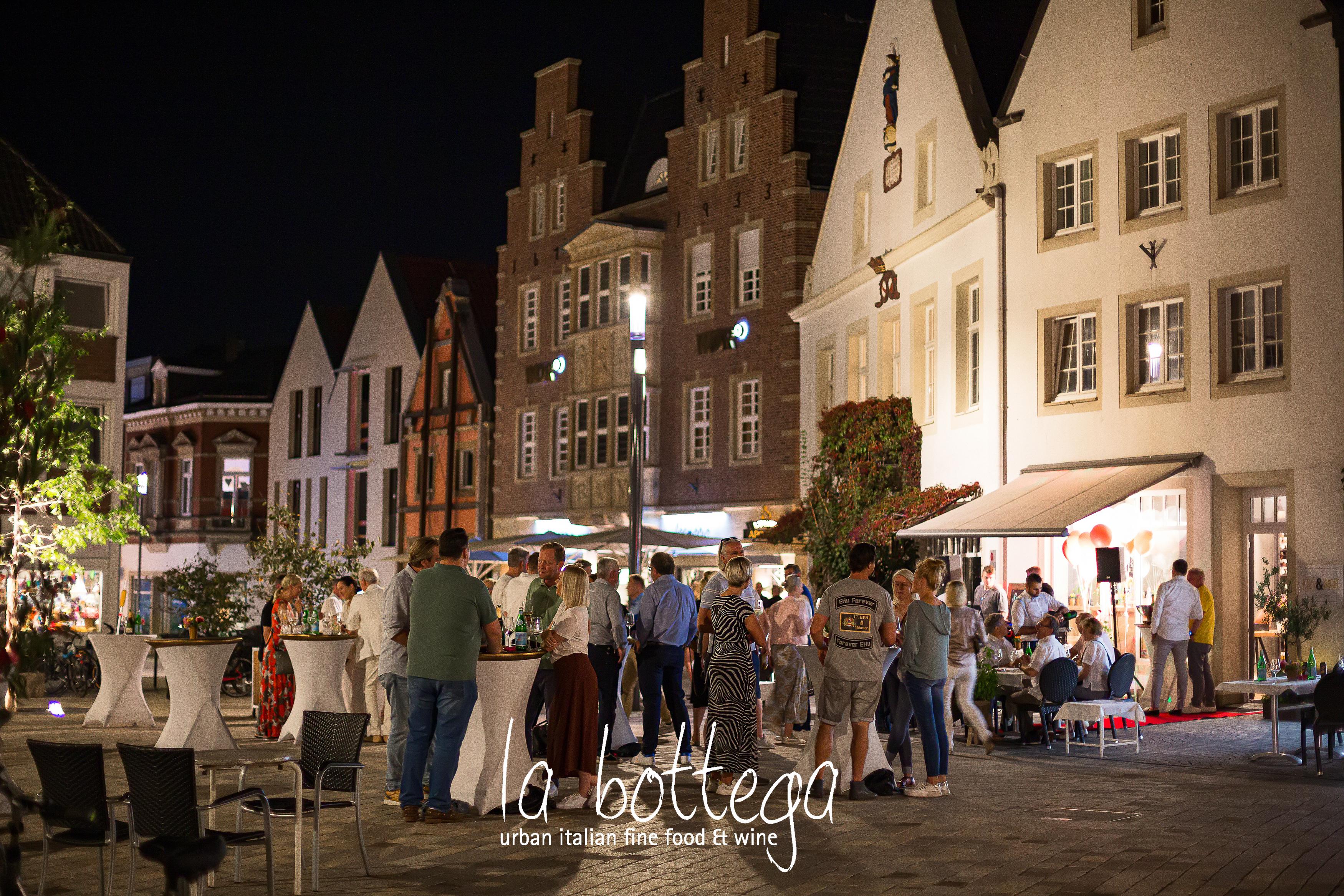 Sommerfest am Marktplatz Rheine by La Bottega