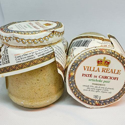 Paté Di Carciofi (Artischocken Cream)
