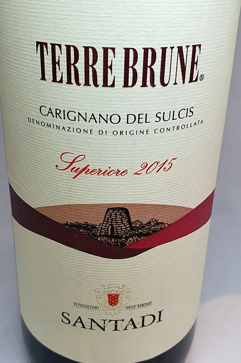 TERRE BRUNE SUPERIORE 2015