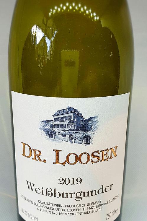 DR LOOSEN WEISSBURGUNDER 2019