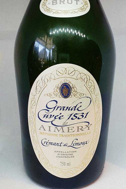 AMERY Grande Cuvée 1531 - Crémant de Limoux (Brut)