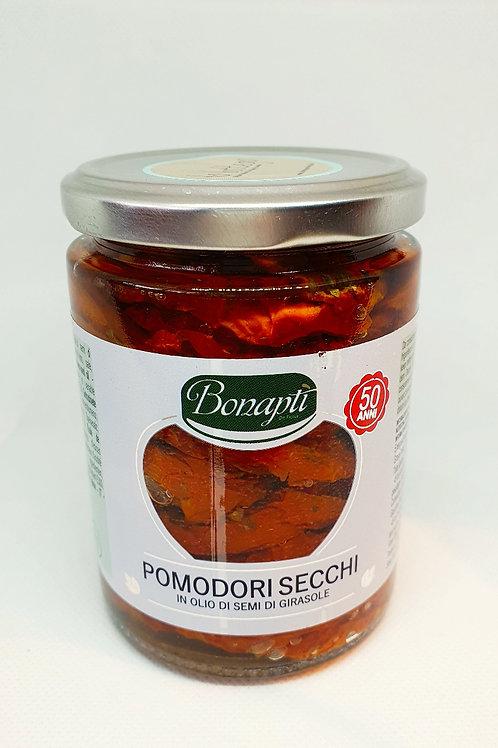 Pomodori Secchi (in Olio di Semi di Girasole by Bonapti)