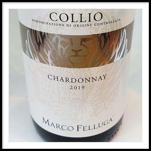 Collio Chardonnay 2019 - Marco Felluga'