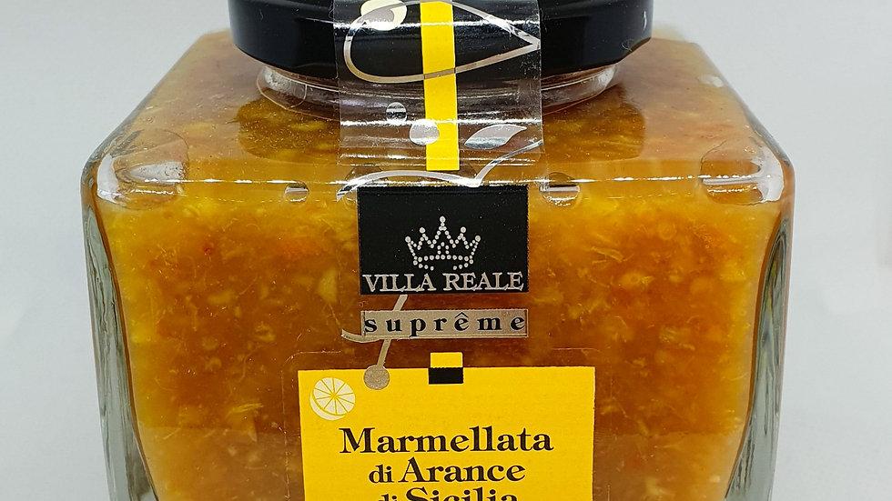 Marmellata di Arance di Sicilia (Villa Reale Suprême)