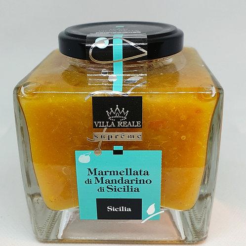Marmellata di Mandarino di Sicilia (Villa Reale Suprême)