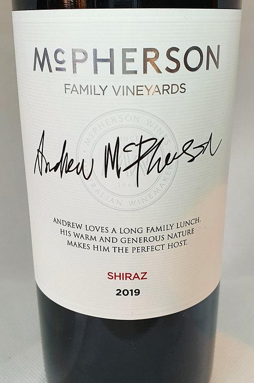 MC PHERSON - SHIRAZ 2019