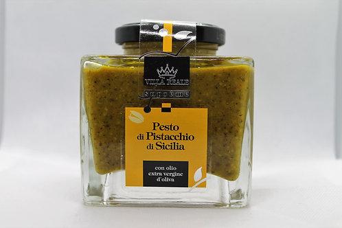Pesto di Pistacchio di Sicilia( Villa Reale Supreme )