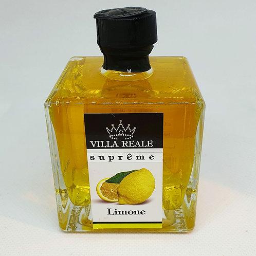Condimento a base di Olio extra Vergine d'Oliva al Limone (Villa Reale Suprême)