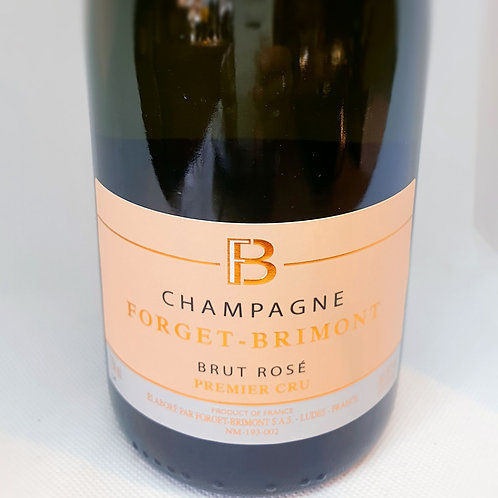 FORGET BRIMONT BRUT ROSE CHAMPAGNE