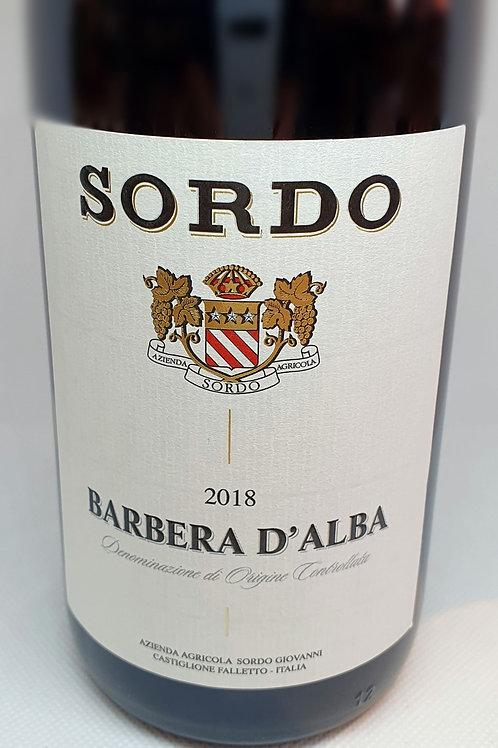 SORDO BARBERA D ' ALBA