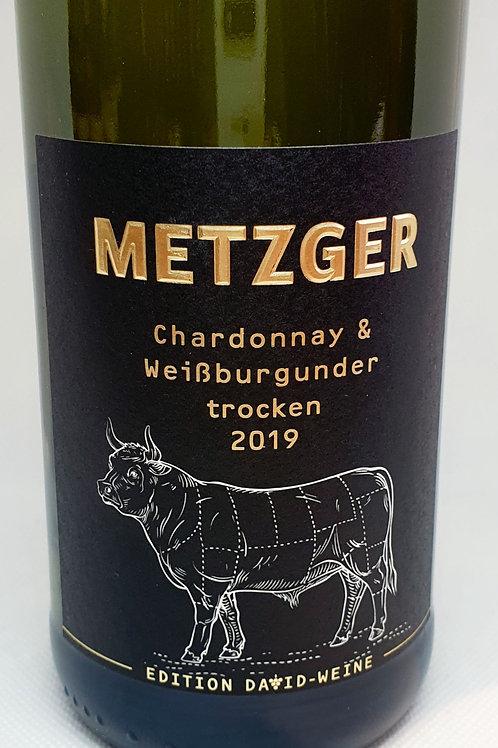 CHARDONNAY & WEISSBURGUNDER- METZGER