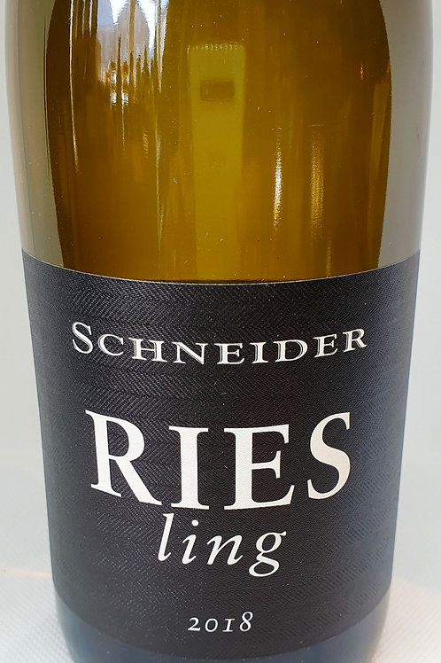 RIESLING - 2018 SCHNEIDER