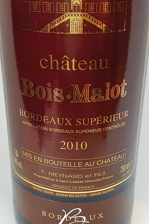 Château Bois • Malot 2010